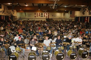 Woodstick Big Beat Drum Event