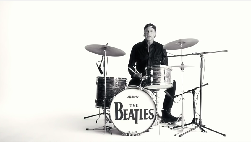chad smith on ringo